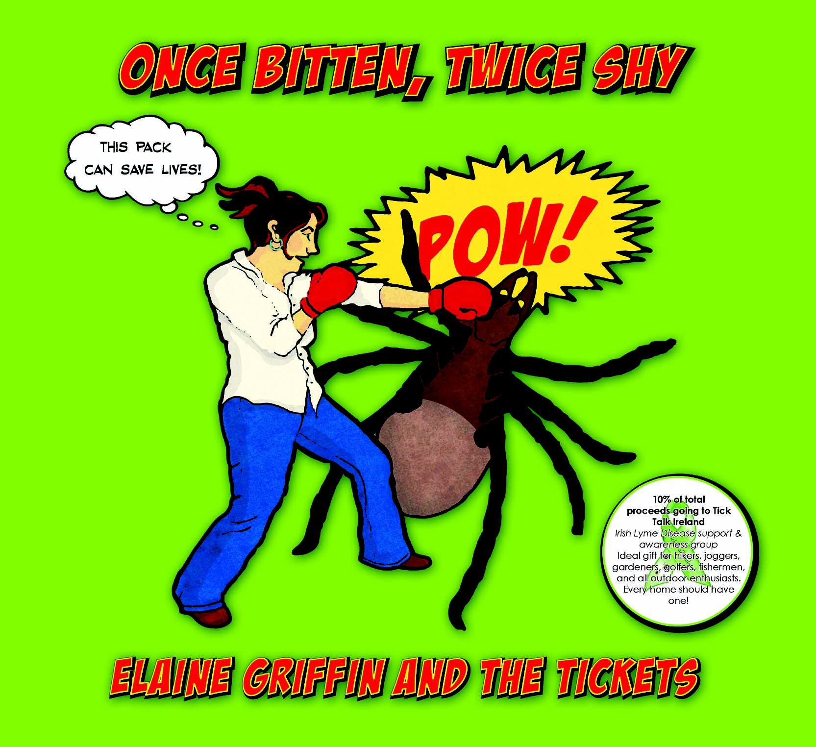 once bitten graphic