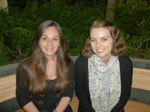 Co-founders Natasha Metcalf and Louise Dean