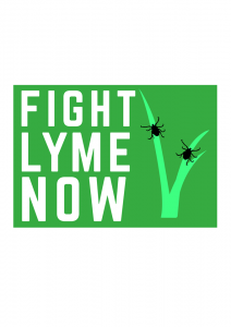 fight lyme now compaign logo