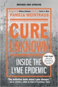 cure unknown lyme disease book