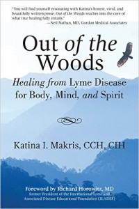 out of the woods lyme disease katina makris
