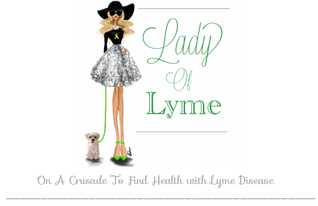 lady of lyme