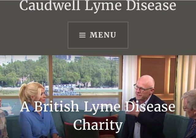 Caudwell Lyme Disease Website