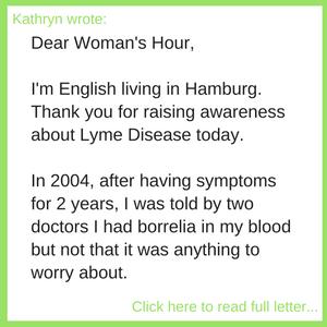 Kathryn's Letter