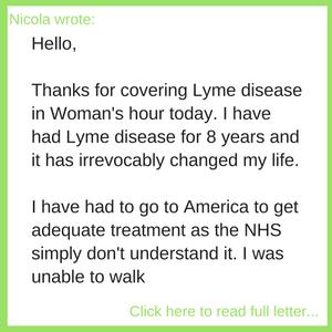 Nicola's Letter