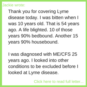 Jackie's Letter