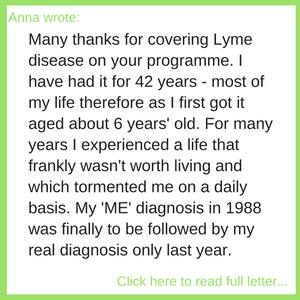 Anna's Letter