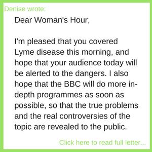 Denise's Letter