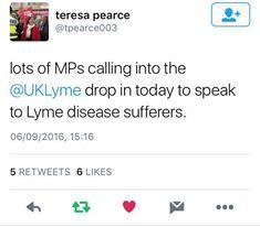 Teresa Pearce Tweet