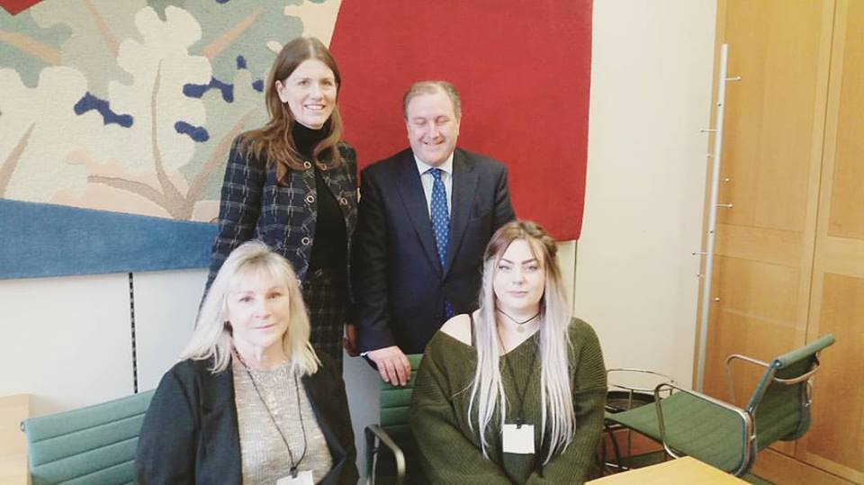 all party parliamentary group lyme disease