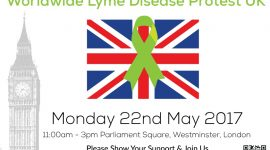 lyme disease protest 2017