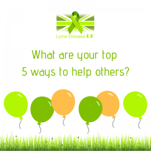 Top 5 ways to help