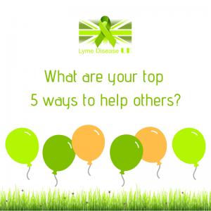 Top 5 ways to help