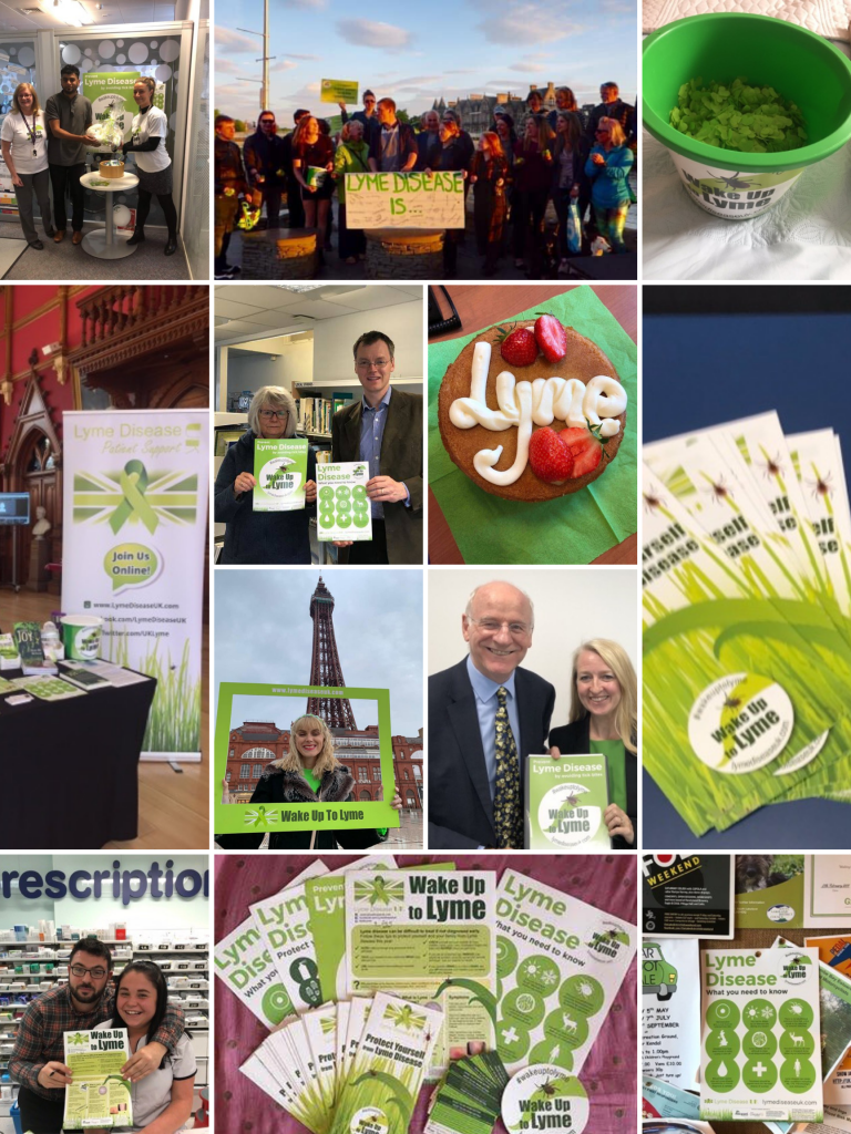 Wake Up to Lyme 2019 Campaign Success! - Lyme Disease UK