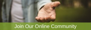 Image for Join Our Online Community