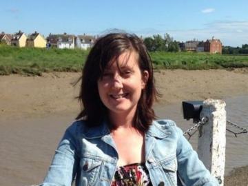 Photograph of Katharine Rhodes